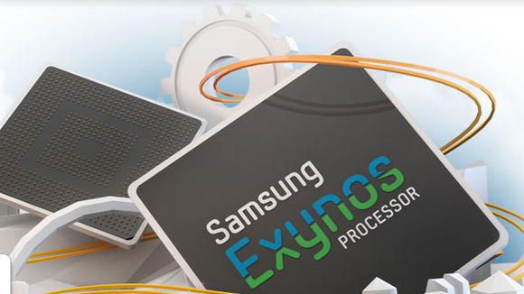 The quad-core processor consumes 20 per cent less power, says Samsung